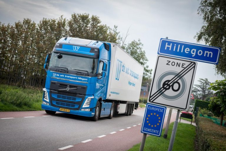 De Wit Transport Hillegom