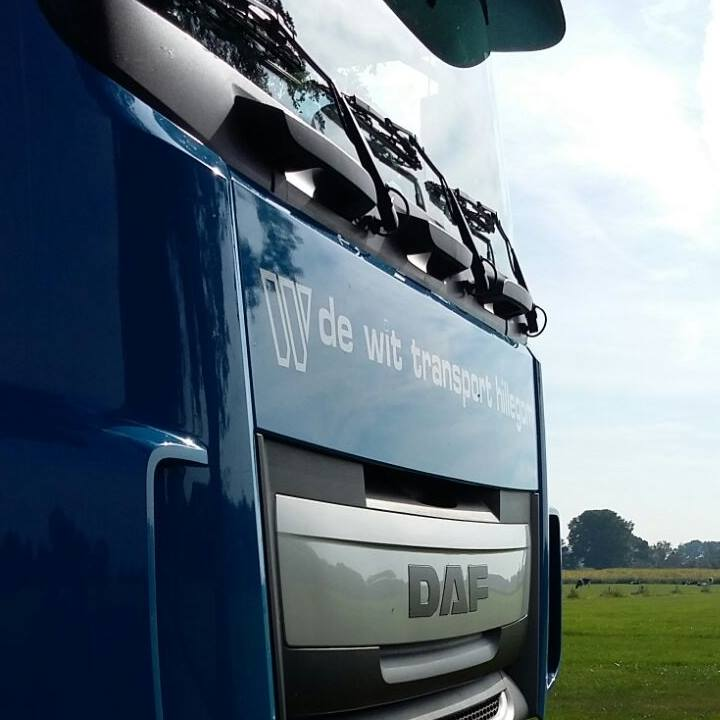 DAF close up
