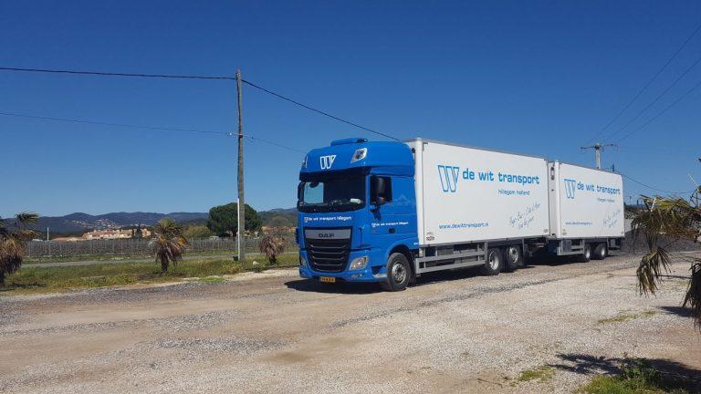Dubbelbemand transport