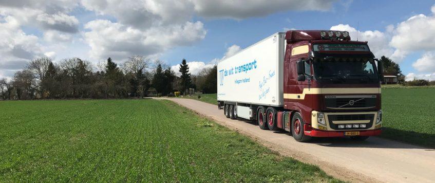 Samenwerking met Gebroeders De Mooij Transport